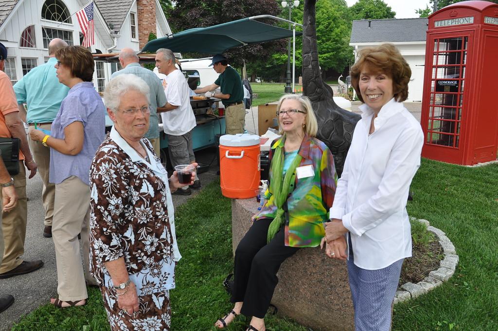 Marlene Donoghue, Carol Bray & Tlanda McDonald