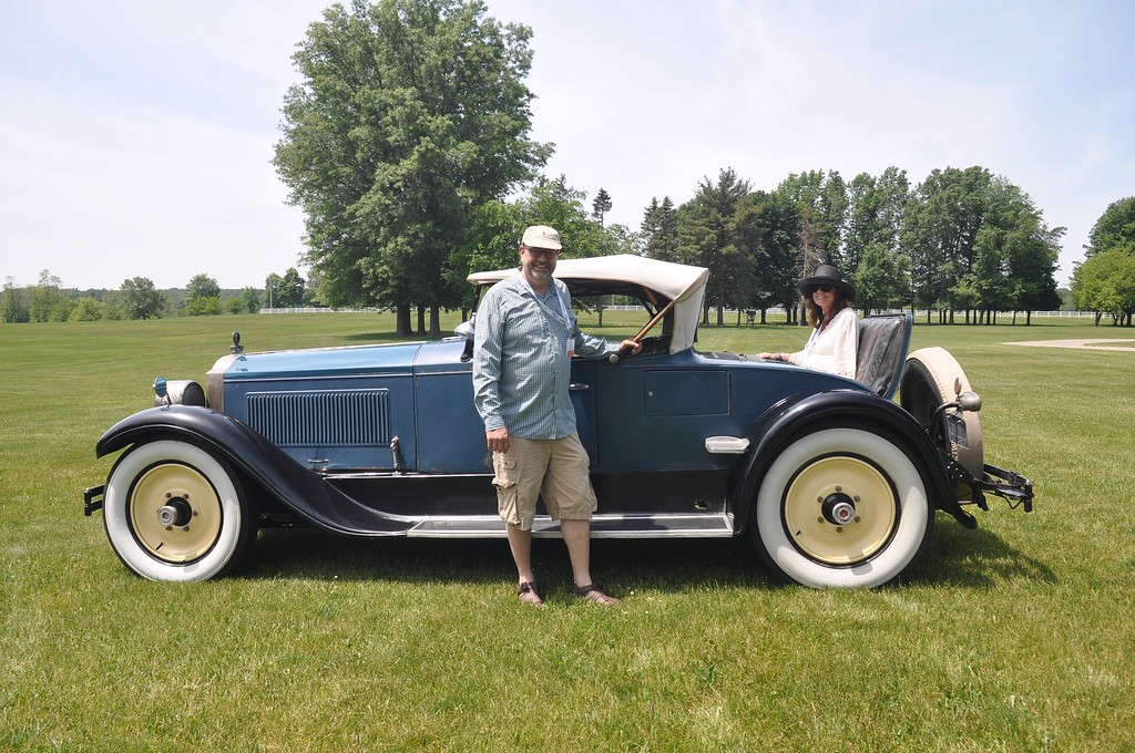 Peter Tacy - 1927 Packard 336 Roadster